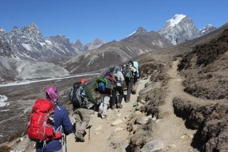 Everesttrekgroup